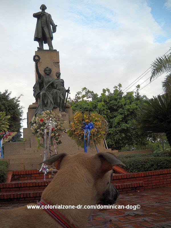 Parque Duarte wreaths with Teli 2012