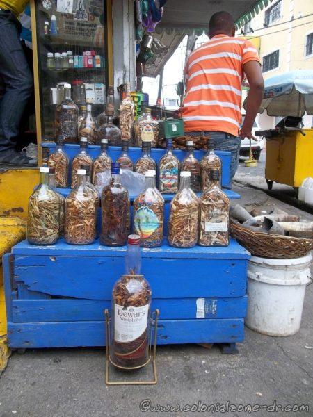 Mercado Modelo Mamajuana