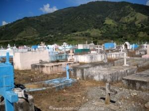 cemetery in sabana larga