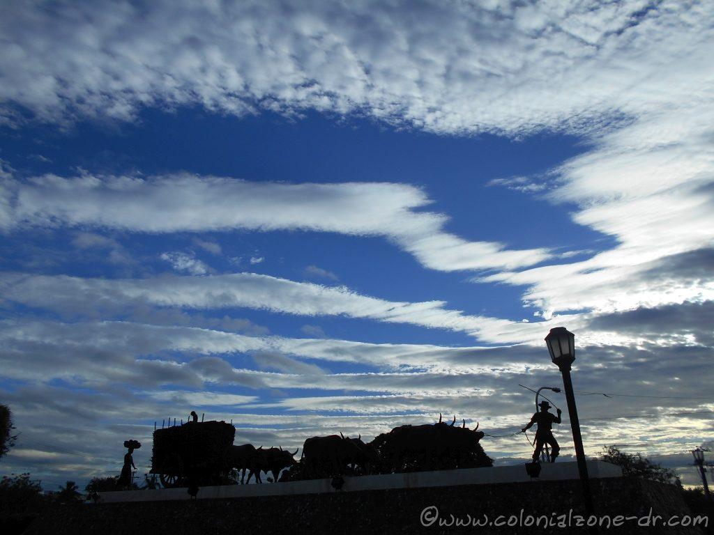 Monumento de la Caña / Sugar Cane Monument, Parque Monumento de la Caña, Villa Duarte, Santo Domingo Este