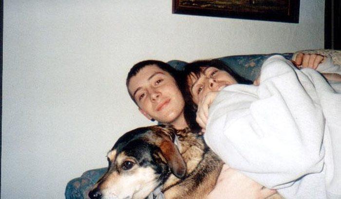 Billy Jay Keys, Sniffy Keys, The Dog. and me Janette Keys.