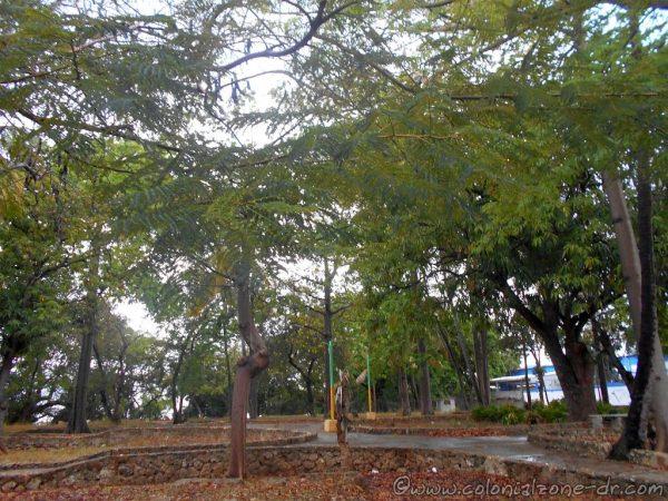 Parque at Sans Souci, Santo Domingo Este.