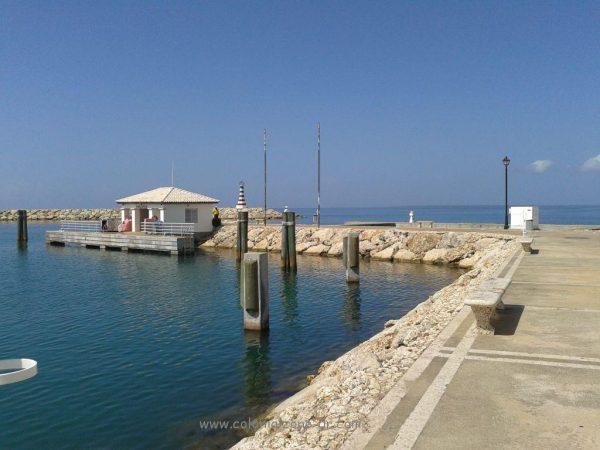 The Marina in La Romana, Dominican Republic.